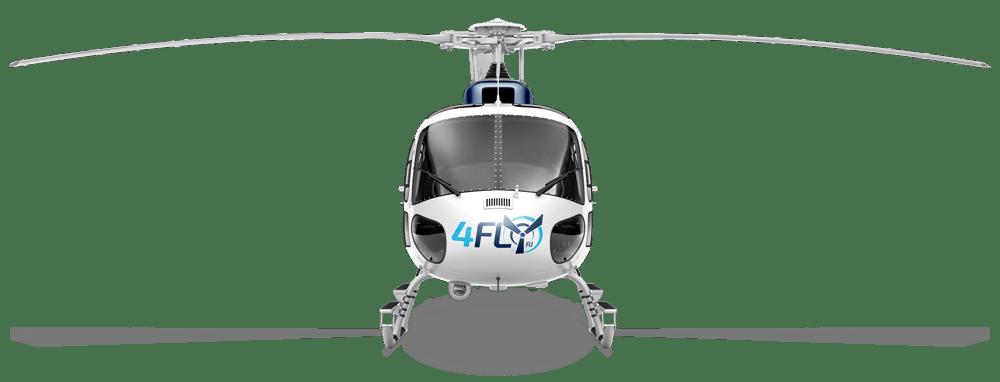 Helicóptero 4FLY RJ - Passeio no Rio de Janeiro