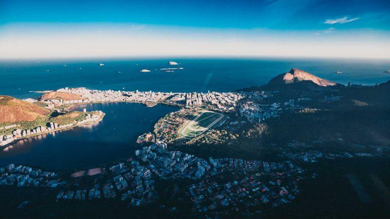 Helicopter Flight in Rio de Janeiro