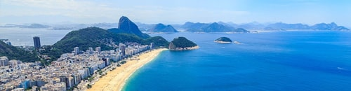 30 Minutos - Passeio de Helicóptero no Rio de Janeiro - 4FLY RJ