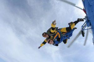 Salto de paracaídas