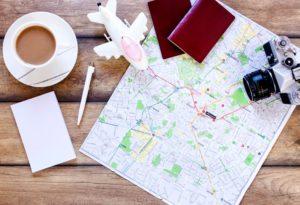 Como criar um roteiro de viagem