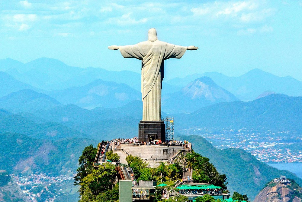 90 Anos do Cristo Redentor - Rio de Janeiro - 4FLY RJ